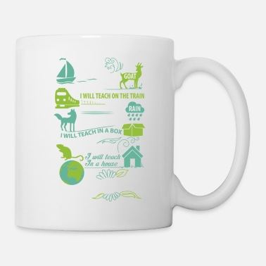 Teaching teach - Coffee/Tea Mug