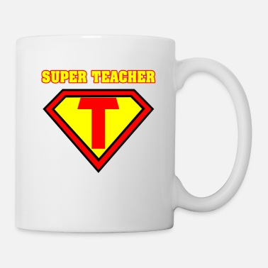 Teacher Super Teacher Funny Teacher Meme Jokes TShirt - Mug
