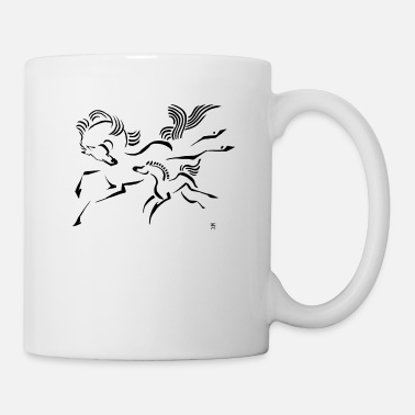 Foal Horse and Foal - Coffee/Tea Mug
