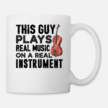 Instrument Cello Real Instrument Mug - Mug