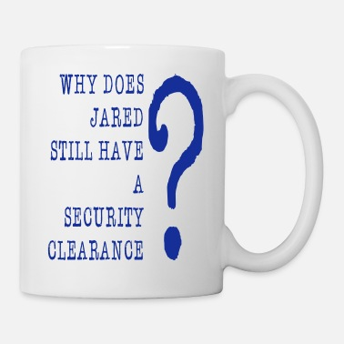 Prison Jared Security Clearance - Coffee/Tea Mug