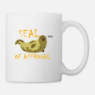 Seal of Approval - Coffee/Tea Mug