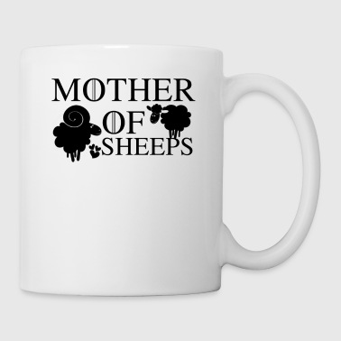 Mother Of Love Sheep Mug - Coffee/Tea Mug