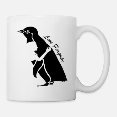 Penguin Love Penguin Mug - Coffee/Tea Mug