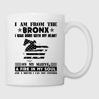 I'm From The Bronx Mug - Coffee/Tea Mug