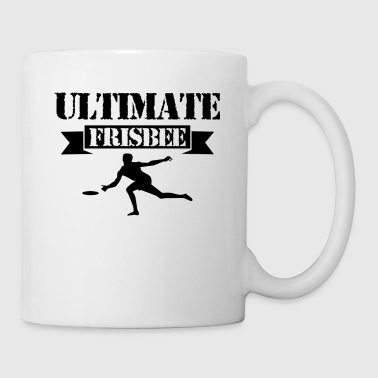 Ultimate Frisbee Mugs - Coffee/Tea Mug