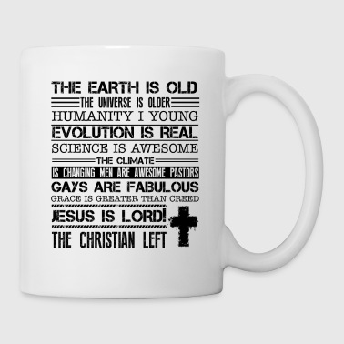 Christian We Are The Christian Left Mug - Coffee/Tea Mug