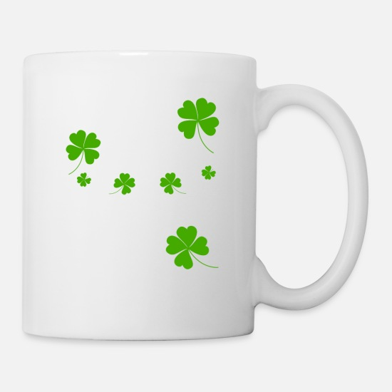 Dublin Mugs & Drinkware - I m Not short I m Leprechaun Size Gift St Patricks - Mug white