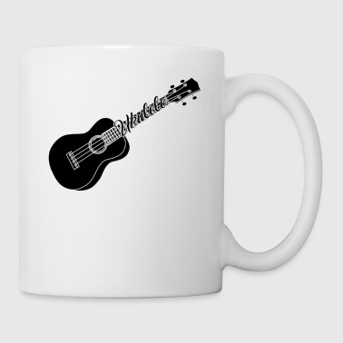 Ukulele Mug - Coffee/Tea Mug