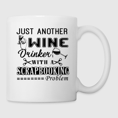 Scrapbooking Problem Mug - Coffee/Tea Mug