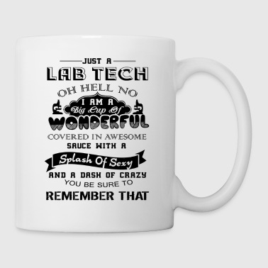 Dental Lab Tech Wonderful Mug - Coffee/Tea Mug
