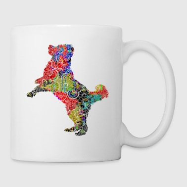 Dog Bernese Mountain Head Mug - Coffee/Tea Mug