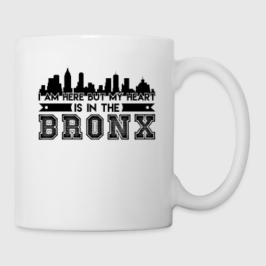 My Heart is In The Bronx Mug - Coffee/Tea Mug