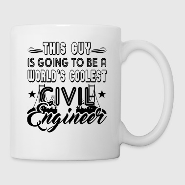 Civil Engineer Mug - Coffee/Tea Mug