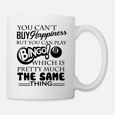 Bingo You Can Play Bingo Mug - Coffee/Tea Mug