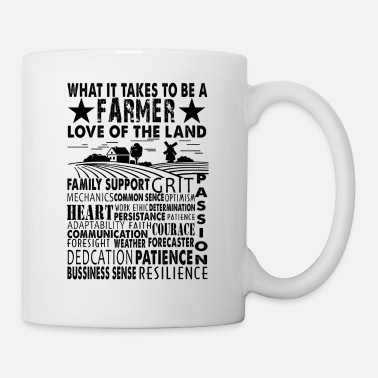 Farmer Farmer Mug - Love Farmer Coffee Mug - Mug