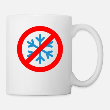 Snowflake No Snowflakes - Coffee/Tea Mug