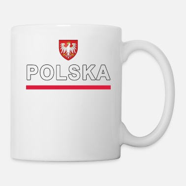 Polish Designs Polish national pride design - Mug