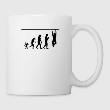 Funny Crossfit crossfit evolution, #crossfit - Coffee/Tea Mug