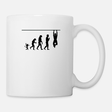Crossfit crossfit evolution, #crossfit - Mug