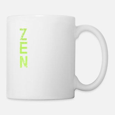 Zen Zen - Coffee/Tea Mug