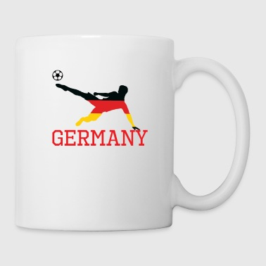 germany soccer soccer, #germany soccer - Coffee/Tea Mug