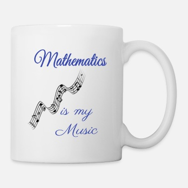 Mathematics mathematics - Coffee/Tea Mug