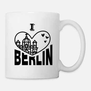 Berlin berlin - Coffee/Tea Mug
