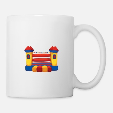 Mosh Mosh Pit Bounce House Training Area - Coffee/Tea Mug