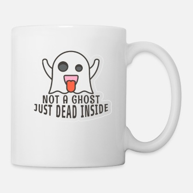Ghost Not a Ghost!!! - Coffee/Tea Mug