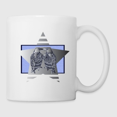 Silver Eagles - Coffee/Tea Mug