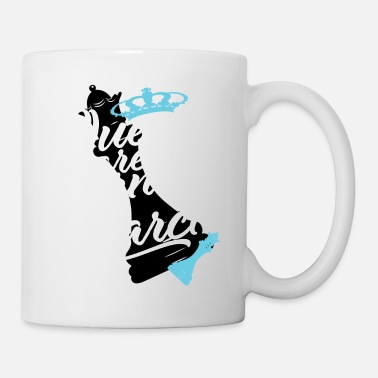 March March Birthday Gift for Women Queens are Born in March Chess Piece - Mug