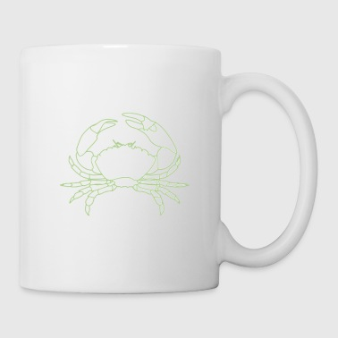 Crab Hunter Crabbing Crab Fishing - Coffee/Tea Mug