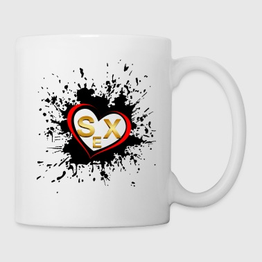 Love sex - Coffee/Tea Mug