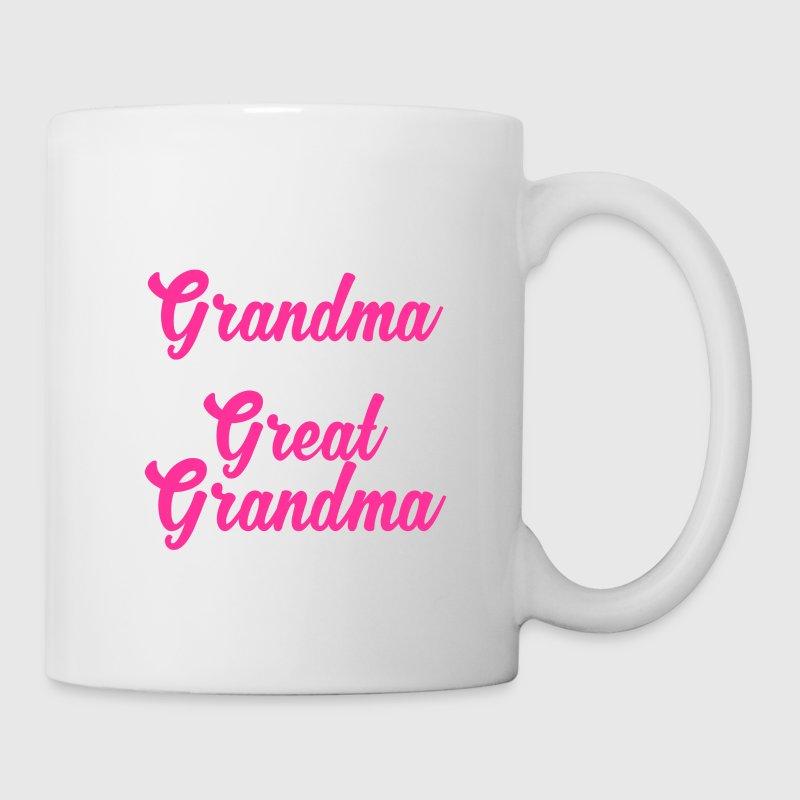 i m not only a grandma i m a great grandma by merchqueenshop