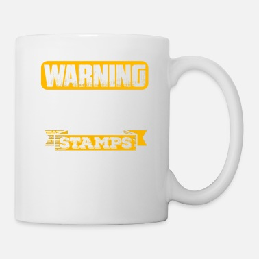 Postmark Stamps Stamp Stampscollecting Post Postmark Gift - Mug