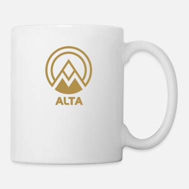 Ski Resort Alta Utah Ski Resort Vacation Souvenir - Coffee/Tea Mug