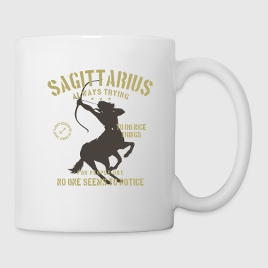 Sagittarius Horoscope - Coffee/Tea Mug