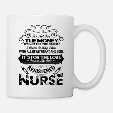 Forever Forever The Title Registered Nuse Shirt - Mug
