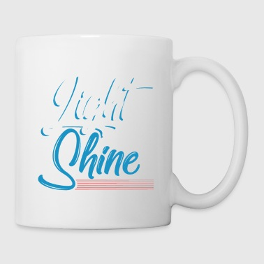 Christian Let Your Light Shine Matt 5:16 - Coffee/Tea Mug