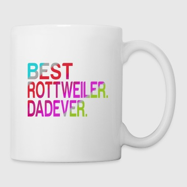 Best Rottweiler Dad Ever - Coffee/Tea Mug