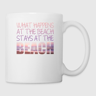Sex On The Beach Beach - What happens at the Beach - Coffee/Tea Mug