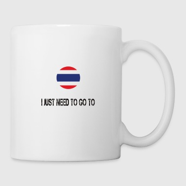 I Don't Need Therapy I Just Need To Go To Thailand - Coffee/Tea Mug