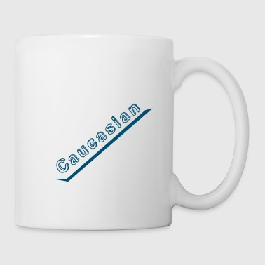 Caucasian - Coffee/Tea Mug