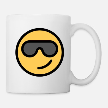 cool smiley face sunglasses smiley face cool sunglasses happy face cute grey glasses coffee