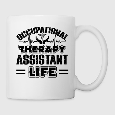 Occupational Therapy Assistant Shirt - Coffee/Tea Mug