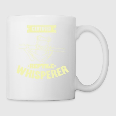Reptile Whisperer - Coffee/Tea Mug