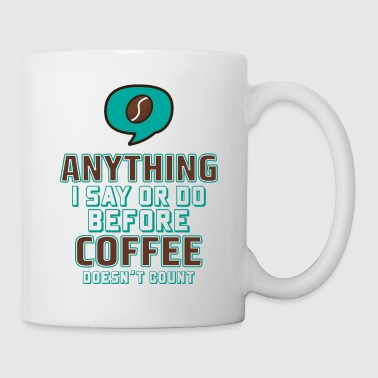Coffee - Coffee/Tea Mug