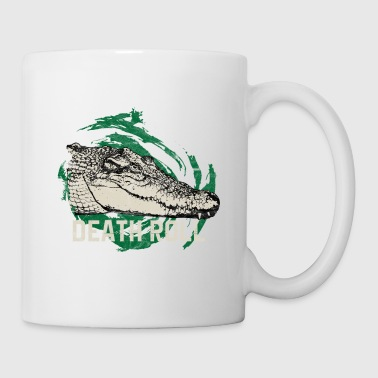Animal Print Gift Crocodile - Coffee/Tea Mug
