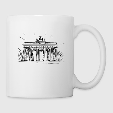 Brandenburg Gate Berlin - Brandenburg Gate - Coffee/Tea Mug